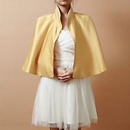 Elegant Satin Evening/Wedding Evening Jacket/Wraps (More Colors) Bolero Shrug
