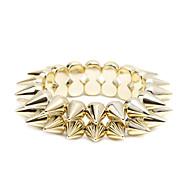 Unisex Fashion Bracelet Alloy Non Stone