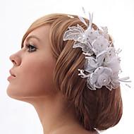 Mooie Crystal Garen met kristallen bruiloft / bruid hoofdtooi bloem