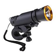 SAIK LED Flashlights/Torch / Headlamps / Handheld Flashlights/Torch LED 300 Lumens 1 Mode AAA Tactical / Compact Size / Small Size