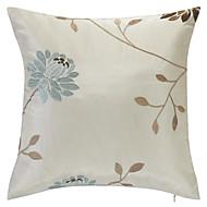 Land Beige Broderi Polyester Dekorative Pillow Cover