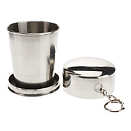 Retractable Stainless Steel Cup Portable Kettle(Large)