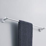 Sola palanca de aluminio del espacio de baño de toallas