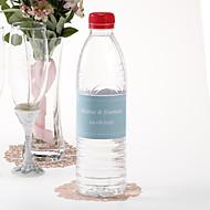 Garrafa de água personalizada Sticker - Pin Dot (azul / conjunto de 15)