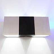 קיר אור LED 2W המודרני עם פיזור 2 נוריות