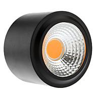 3W 190-210LM 3000-3500K teplá Svatodušní Light COB LED dolů Light (110-240V, různé barvy)