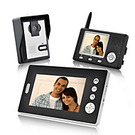 KONX® Wireless Video Door Phone with Dual Receivers