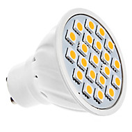5W GU10 LED Spot Lampen MR16 20 SMD 5050 320 lm Warmes Weiß AC 220-240 V