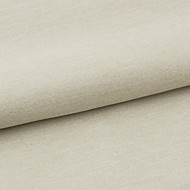 One Panel Grommet Top Ivory Solid Warm Blackout Curtain