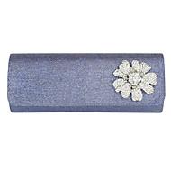 Fashion Satin mit Blume Abend Handtaschen / Kupplungen (weitere Farben)