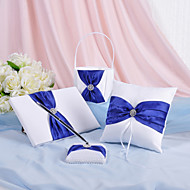 Splendor Wedding Collection Set in Royal Blue (4 Pieces)