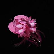 zijde Vrouwen/Bloemenmeisje Helm Bloemen