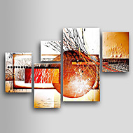 Hand-Painted Abstract Any Shape,Traditional Classic Five Panels Oil Painting For Home Decoration