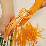 frutta verdura peeler taglio julienne affettatrice cucina semplici strumenti gadget helper, colore casuale \\\\\