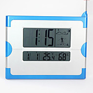 "10.25 ""Touch Screen Alarm Digitale Snooze Countdown Clock"