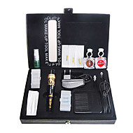 Permanent Professional Makeup Kit Tattoo Ögonbryn Läpp maskinutrustning