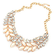Golden Choker Necklaces Party / Daily Jewelry