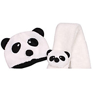 Children's Adorable Hat and Scarf 2-pieces