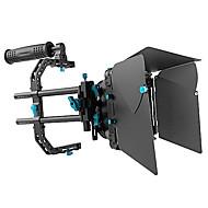 fotga® DP3000 Pro dslr schwingen Mattebox Sonnenschirm w / top Griff f 15mm Stangen rig weg