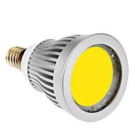 E14 7 W 1 COB 600-630 LM Cool White Spot Lights AC 85-265 V