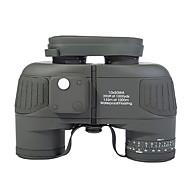 10x50 teropong Terapung Dengan rangefinder Dan Compass reticle