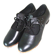 Soft Leather Upper Ballroom Modern Dance Shoes