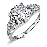 2 Carat Both Band 925 Silver White Gold Plated SONA Crystal Diamond Ring For Women Wedding