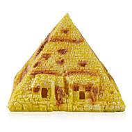 Közepes piramis gyanta díszek hangyák