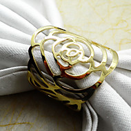 Rose ubrousek Ring, Metal