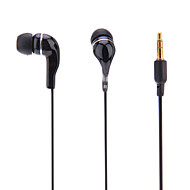 in-ear hoofdtelefoon voor ipod / ipad / iphone / mp3 (assorti kleuren)