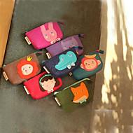 Cartoon Animal Woolen Wallet (More Colors)