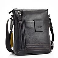 Fine Unisex Genuine Leather Shoulder Bag Tote