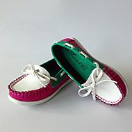 Dětské Kontrast boty Barva Vintage lodí