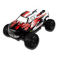 1/18 Scale 4wd szálcsiszolt Monster Truck