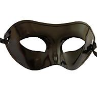 Таинственная, черная маска для лица