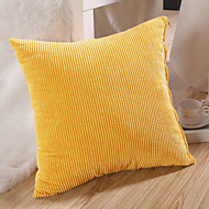 Polyester Pillow With Insert , Solid Modern/Contemporary