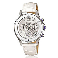 Casio Sheen Watch Cruise Line Sappire glass Date