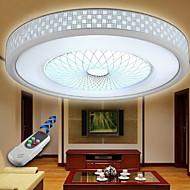 Contemprâneo LED Galvanizar Metal Montagem do Fluxo Sala de Estar / Quarto / Sala de Jantar