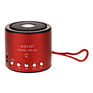 WS-A8 Mini Speaker Support TF Card / SD-kort / USB
