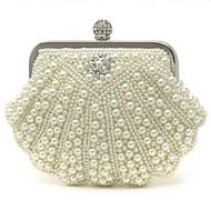 Handcee® Women Clutch Handbag Imitation Pearl Evening Handbags/Clutches With Imitation Pearl