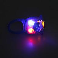 LED Rose Design Flexible Glue Finger Ring