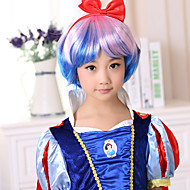 100% Kanekalon Synthetic Children's Wig for Festival Party