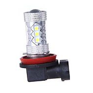 Super Bright 80W H8 Osram LED Car Light Fog Light Lamp Bulb