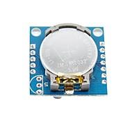 I2C rtc DS1307 realtidsur modul til (til Arduino) (1 x lir2032)