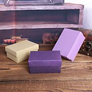 진주 종이 호의 상자 - 12 개 세트 (색상 선택)
