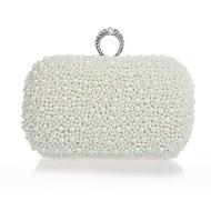 Metal bryllup / Spesielle anledninger clutcher / kveld vesker med rhinestones / imiterte perler (flere farger)