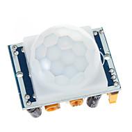 HC-SR501 Pas IR pyro-elektrische infrarood PIR Motion Sensor Detectormodule