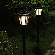 Jardim LED de energia solar ao ar livre da paisagem pathway Way Ponto Quente Lâmpada Luz (CSS-57252)