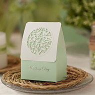 Garten-Thema Hochzeit Gunsten Boxen - Set von 12