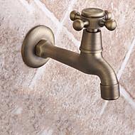 14 * 5 * 9.5真鍮ブラシ冷たい水のシンクの蛇口